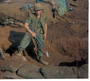 Michael O'Hara in Vietnam
