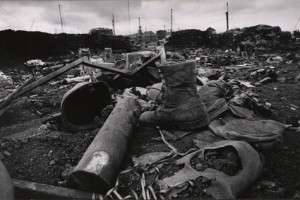 A close up look at Khe Sanh after the Siege began. Photo Courtesy of David Douglas Duncan and Harry Ransom Center, The University of Texas Austin
