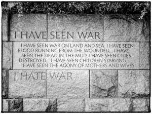 I Have Seen War Photo courtesy of Don Johnson