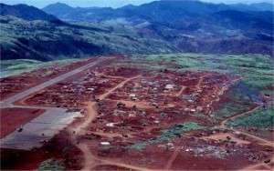 Khe Sanh Combat Base, Photo courtesy of www.authentichistory.com