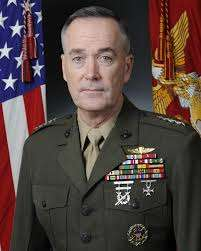 Commandant of the Marine Corps, General Joseph Dunford Photo courtesy of Department of Defense