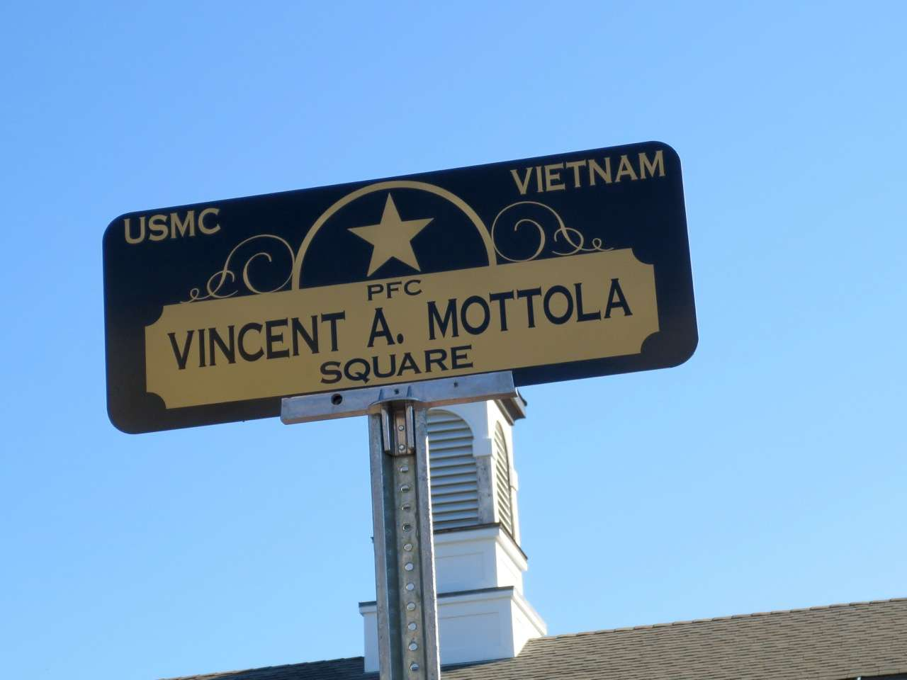 Vincent a mottola square