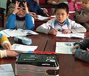 More kids at Khe Sanh school.