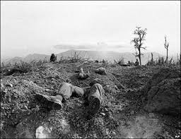 Casualties on Hill 689.