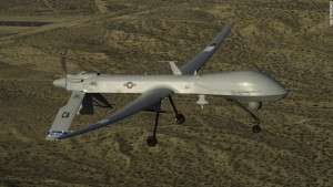 Air Force photo of a drone.