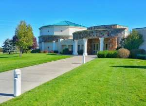 The Herrett Center at College of Southern Idaho, site of the symposium on the Vietnam War.