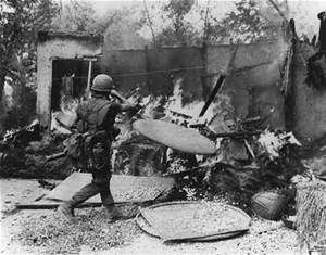 Another photo of the action at My Lai on March 16, 1968. (Photo by Ronald Haeberle)